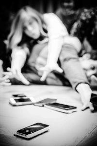 Handy in der digitalen Welt